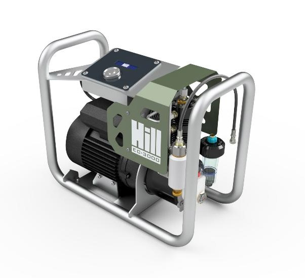 Statie de inacarcare aer comprimat automata Hill EC300